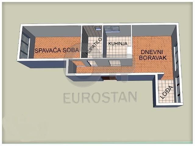 Stan GRADSKA BOLNICA 71000 EUR