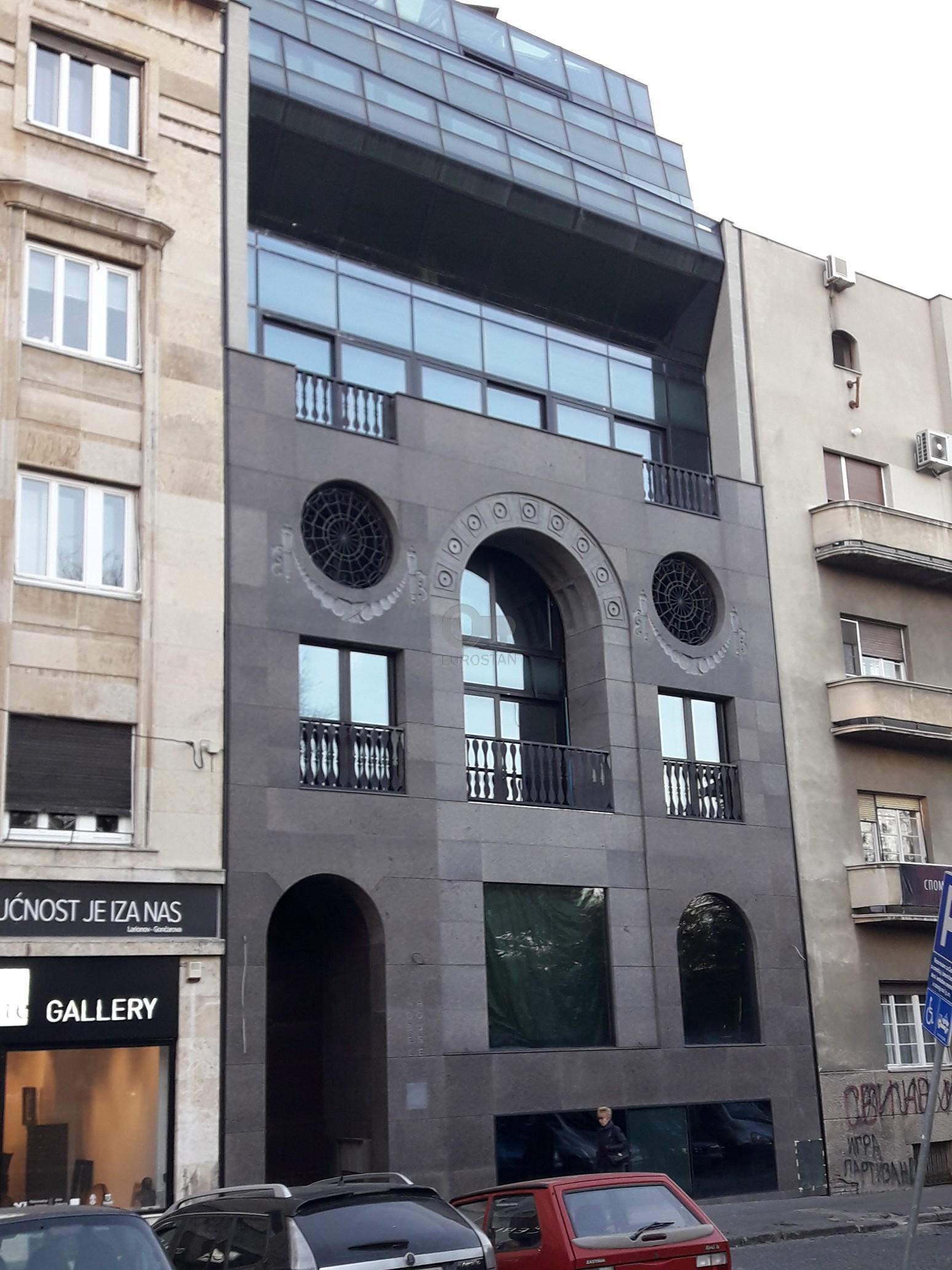 Poslovni prostor ANDRIĆEV VENAC 4000000 EUR
