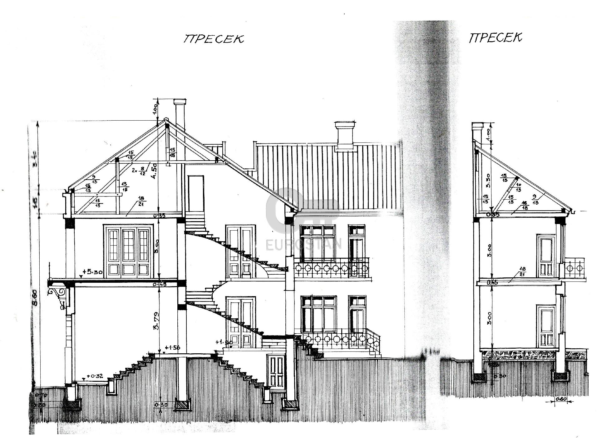 Kuća BAJLONIJEVA PIJACA 400000 EUR