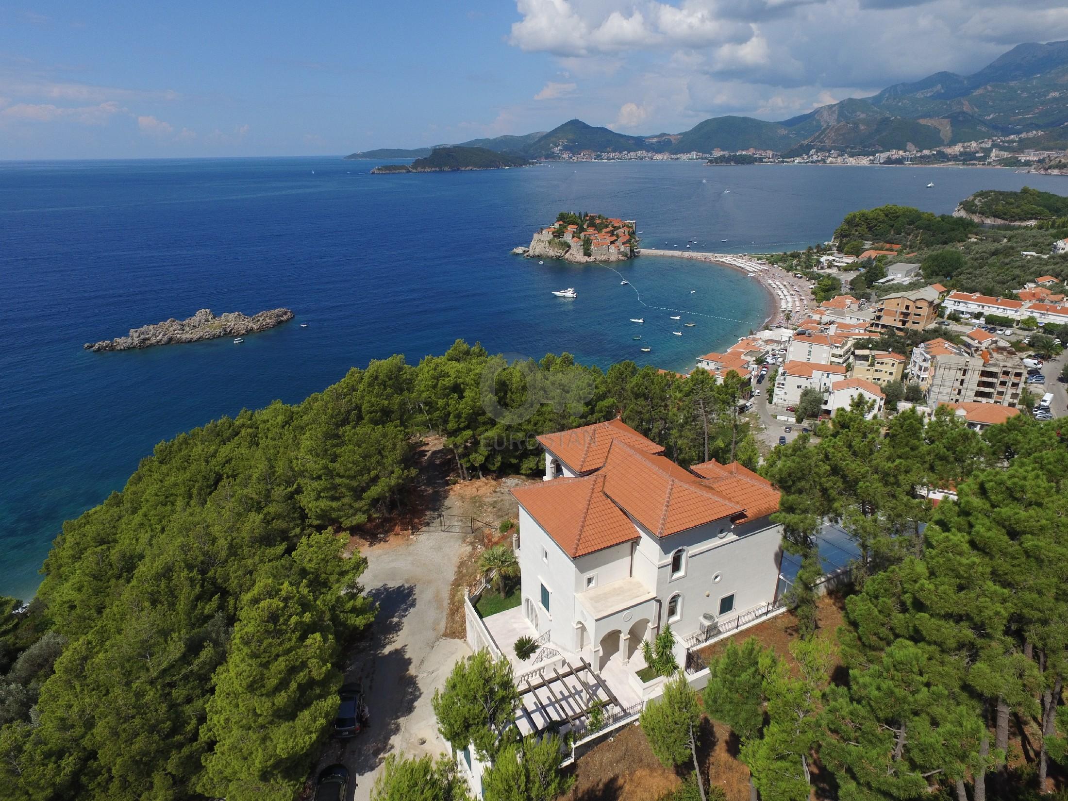 Kuća SVETI STEFAN 3000000 EUR