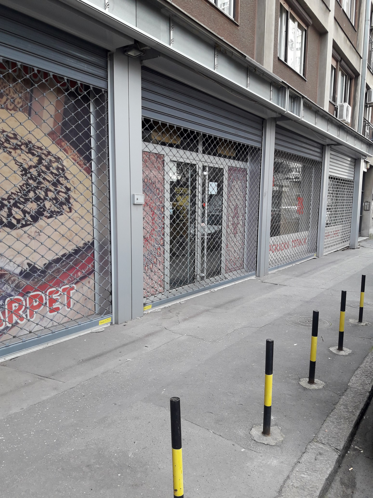 Poslovni prostor 27 MARTA 360000 EUR