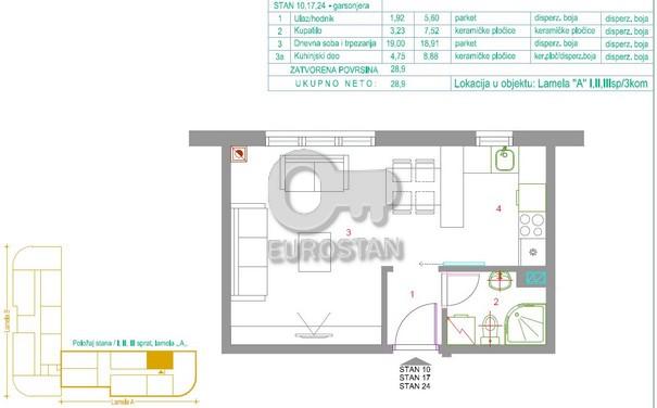 Stan ŽARKOVO 39737 EUR