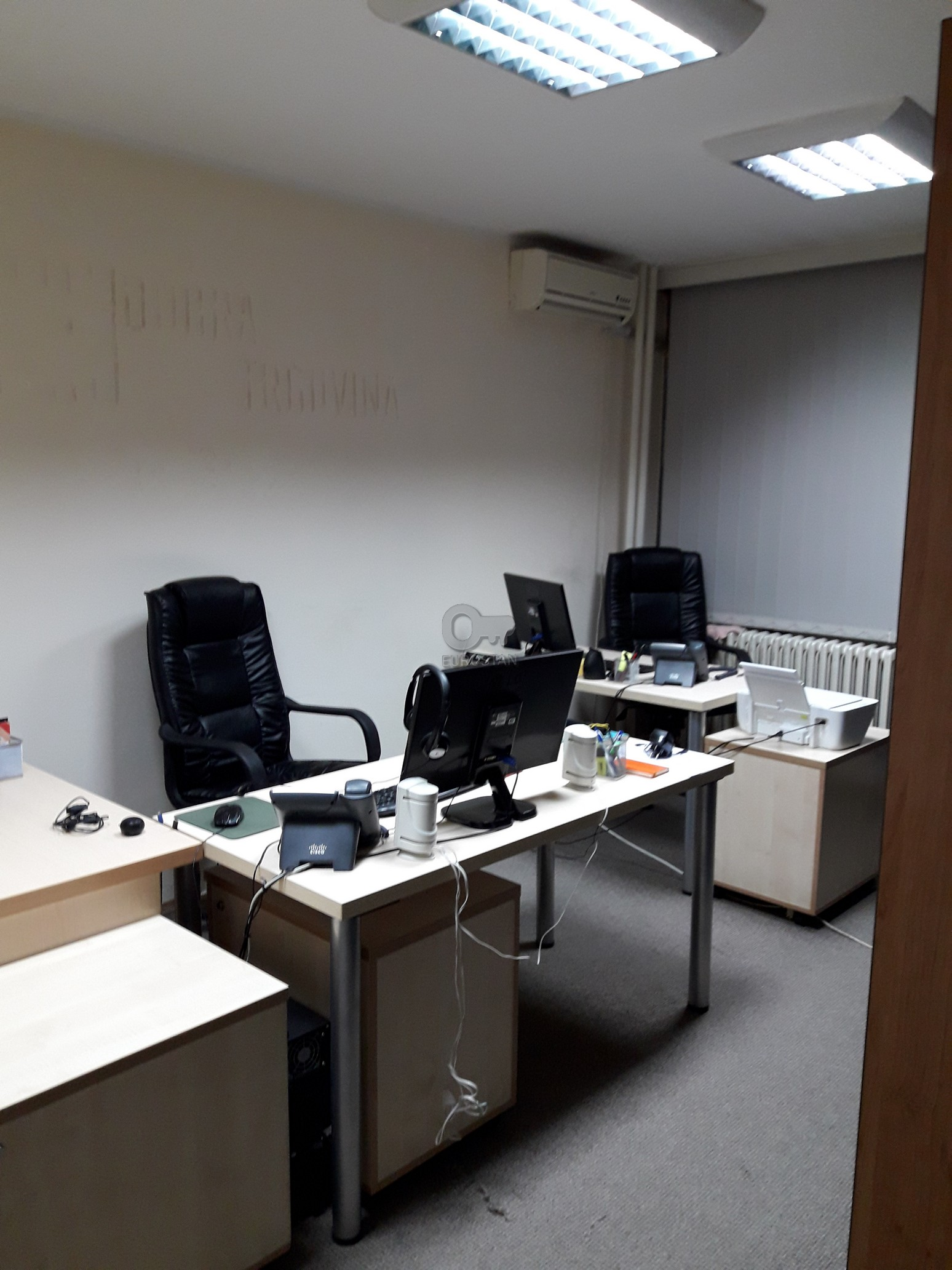 Poslovni prostor BLOK 22 300 EUR