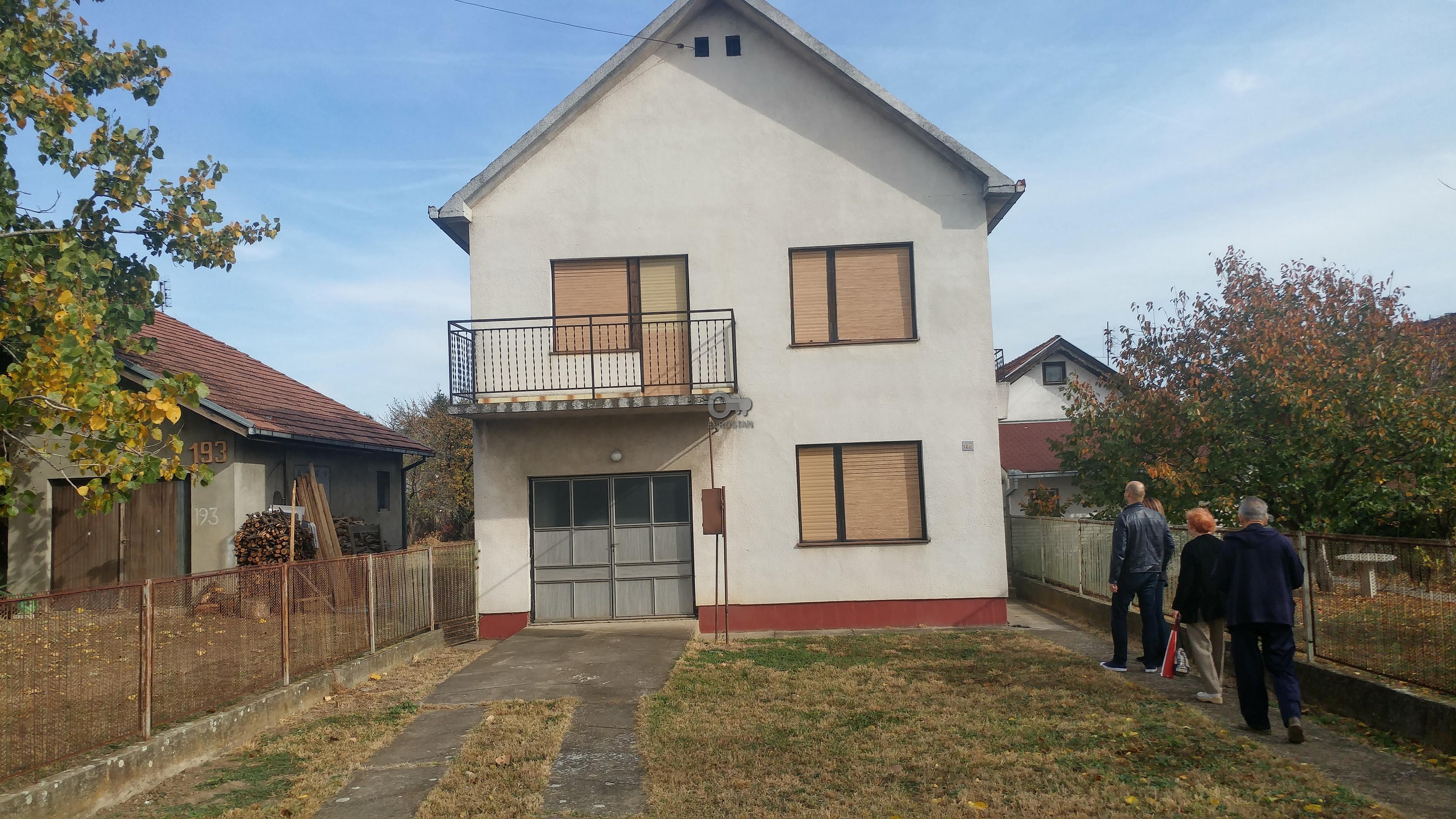 Kuća NOVI BANOVCI 45000 EUR